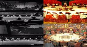 yuvarlak masa-şövalye-Edward Teller-bizsiziz