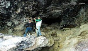 Arkeologların mağaraya ulaşması saatler sürdü. F: INHA