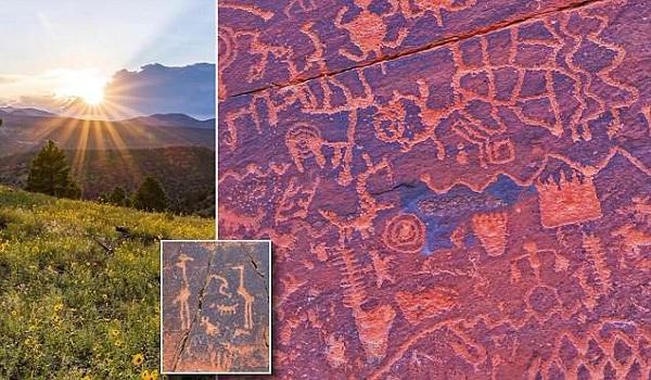 Arizona's mysterious clock of ancient times Bizsiziz