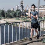 Maske ile Koşu Yapmayın