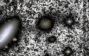 New evidence suggests the galaxy isn't an anomaly but a victim of theft