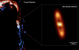 The Protoplanetary Disk is Sffecting The Evolution of The Future Planetary system