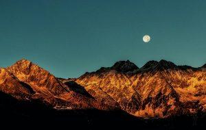 Ay'ın kayıp ikizi