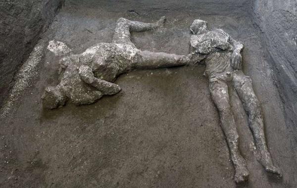 Bodies of man