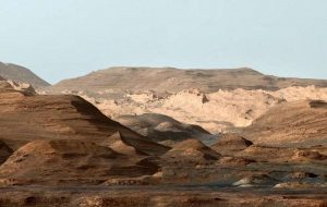 A finding hints at the possibility that life may have existed on Mars