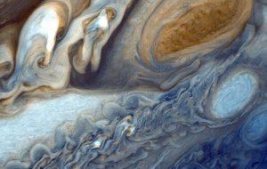 Weather on Jupiter