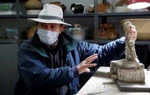 Anadolu'da Bir İlk! 4200 Yıllık En Büyük Heykelcik Bulundu.
