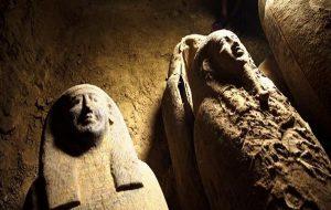 Eski Mısır tabutları, mezar hırsızlarını caydırmak için bir 'lanetle' mühürlenmiş