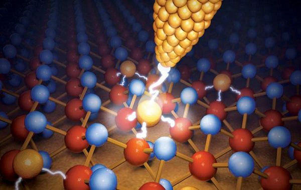 The World's smallest atom-memory is providing 100 times higher memory density per layer Faster, smaller, smarter and more energy-efficient chips for everything