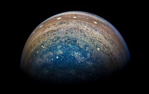 From now on, scientists have a reliable way to quantify turbulence of large planets and exoplanets