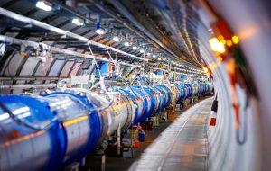 CERN Büyük Hadron