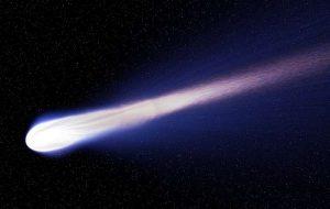Bir kuyruklu yıldızdan toplanan katı toz parçacıklarında fosfor ve flor bulundu.
