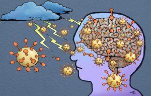 Koronavirüs Sadece Ciğerlerimizi Değil, Beynimizi de mi Enfekte Ediyor?