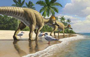 Dinozorların Okyanus