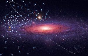 Yüksek Hızlarıyla Galaksiden Bile Kaçabilecek 591 Yeni Yıldız Keşfedildi