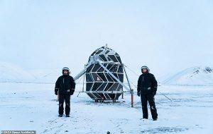 Uzay Mimarları, Ay'daki Yaşamı Simüle Etmek İçin Grönland'da 60 Gün Kalmayı Başardı