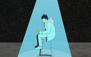 Yalnız İnsanların Beyninde Şaşırtıcı Yoğunlukta
