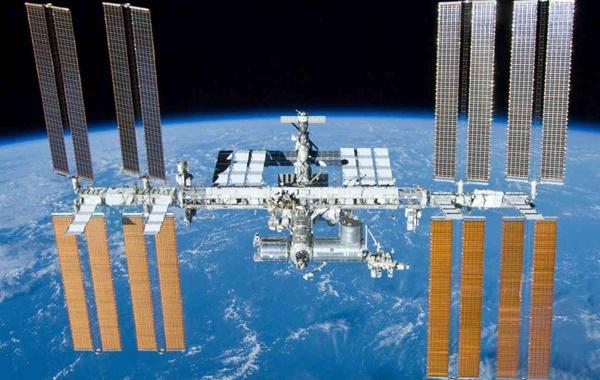Uluslararası Uzay İstasyonuna