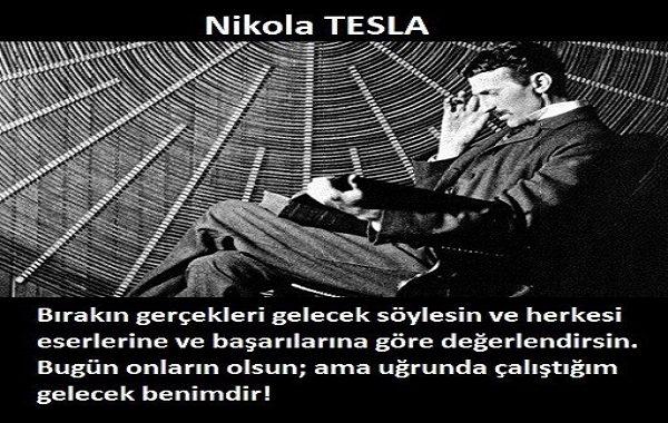 Bir Ömürlük İnsan Hayatına Bir Asırlık İcat Sığdıran Dahi, Mucit Nikola Tesla'nın Hayatı