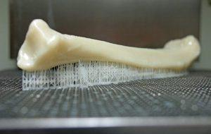 Yakında 3D Baskı ile Kemikler Doğrudan İnsan Vücuduna Yazdırılabilir