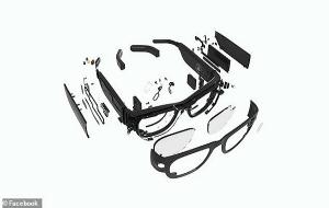 Facebook Korkutucu Detayları Olan Akıllı Gözlükleri 2021'de Piyasaya Sürüyor