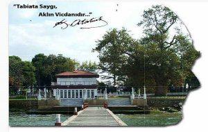 """Dünyaya Tanıtılacak O Çınar Belgeseli, Atatürk'ün Çevre Bilincini Gösteren """"Yürüyen Köşk""""ü Anlatıyor"""