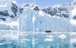 Buz Dağlarının Erimesi