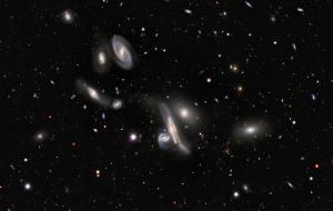 Evrenin Şimdiye Kadarki En Büyük Haritasına Doya Doya Bakabilirsiniz