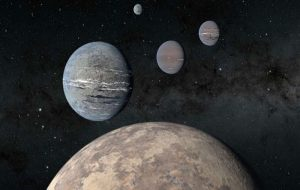 High schoolers discover four exoplanets