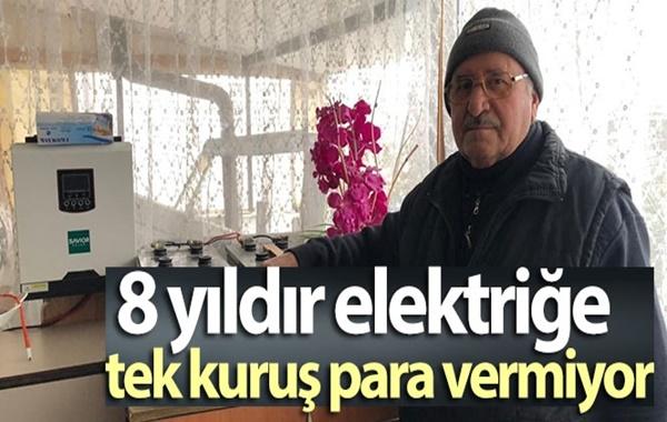 Emekli Müteahhit Mehmet Çolak