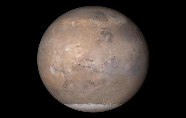 Marsın Hızını Kaybeden