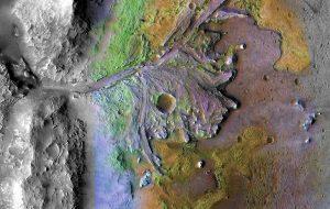 Mars is still an active