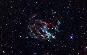 NASA Kozmik Patlamadan