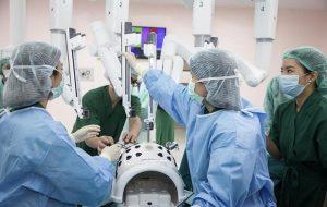 Yedi Kollu Cerrah Robot