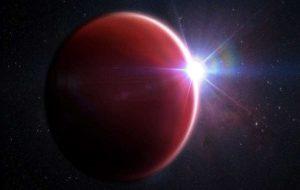 Bir Yılı Dört Gün Süren ve Atmosferi Bulutsuz Olan 'Sıcak Bir Jüpiter' Gözlemlendi