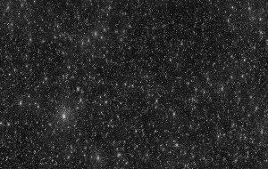 Bu Resimdeki Beyaz Noktalar, Yıldız veya Galaksi Değil Kara Deliklerdir!