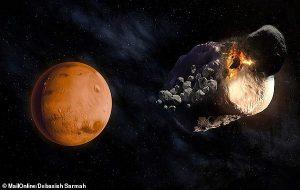Marsın Uyduları Phobos ve Deimosun Kökeni Ortaya Çıktı