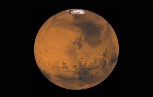 Marsta Daha Önce