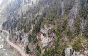 Trabzon Mağarasında Heyecanlandıran