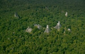 Lasers Reveal 60.000 Ancient Maya Structures in Guatemala