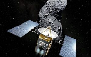 Scientists Find Water and Organic Matter on An Asteroid For The First Time