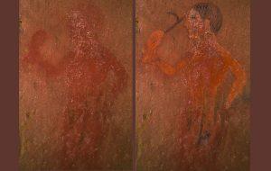 Antik Etrüsk Resimlerindeki Gizli Sahneler