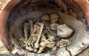 4000 Yıl Önce İspanya'yı Kadınların Yönettiğini Gösteren İskeletin Muazzam Detayları