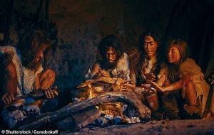 100.000 Yıl Önce Neandertal Bir Çocuk Kumda Zıpladı, Ayak İzi Bugün Ortaya Çıktı