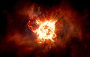 Hubble 300.000 Güneş Kadar Parlak Devasa Bir Yıldızın Gizemini Çözdü