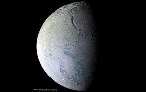 Satürnün 82 Uydusundan Biri Olan Enceladusta Okyanus Akıntıları Keşfedildi