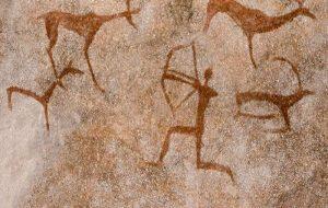 Prehistoric women were