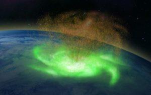 Bilim İnsanları Yağmur Yerine Elektron Yağdıran Uzay Kasırgası Keşfetti