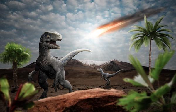 Dinozorları Yok Eden Asteroit