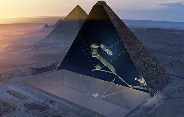 Mühendisler, Piramitlerin Gizemlerini ve Ölülerin Sırlarını Ortaya Çıkarıyor